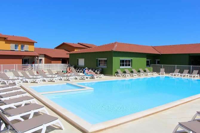 Vakantiepark Grand Bleu La Grenadine Marseillan-Plage