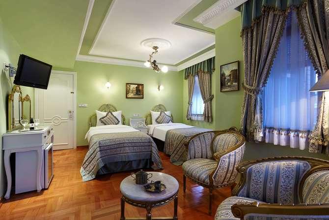 Hotel Valide Sultan Konagi Istanbul