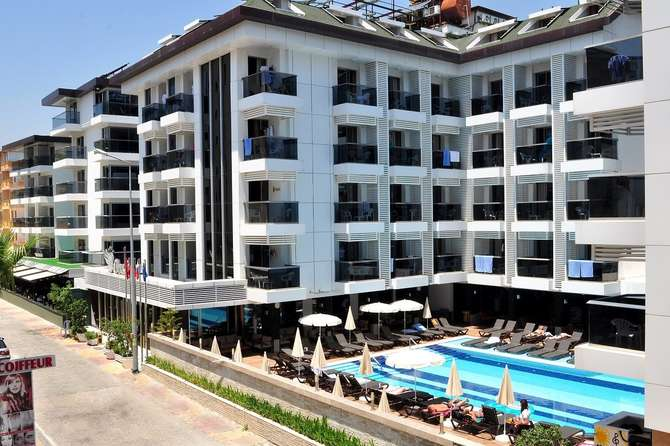 Oba Star Hotel & Spa Alanya