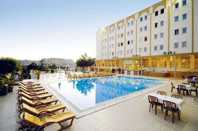 Dinler Hotel Alanya Alanya