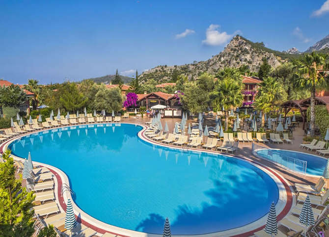 Sun City Hotel & Beach Club Ölüdeniz