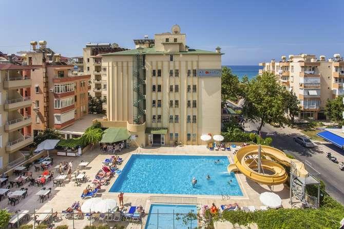 Kleopatra Beach Hotel Alanya