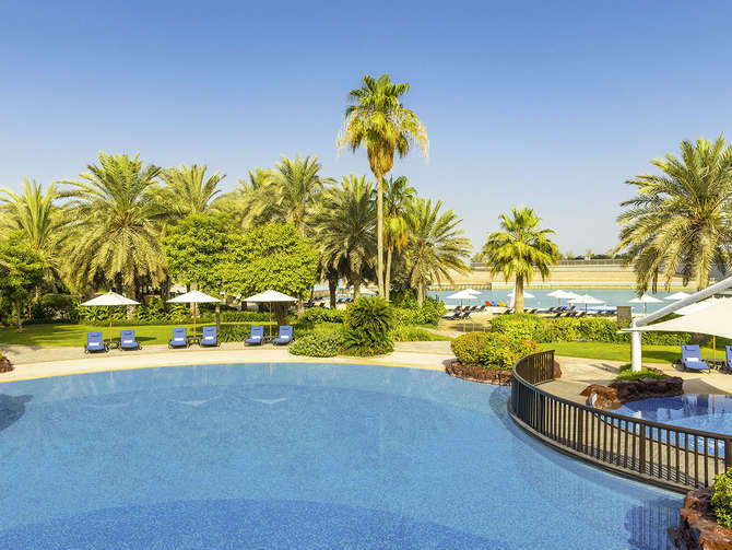 Sheraton Abu Dhabi Hotel & Resort Abu Dhabi