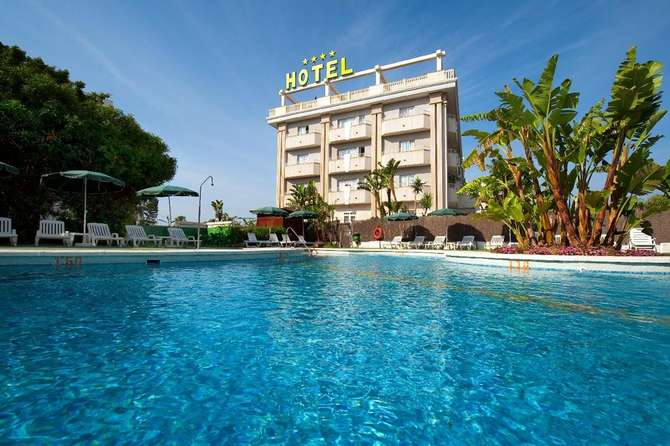 Elba Motril Beach & Business Hotel Motril