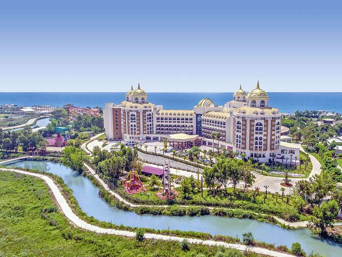 Delphin Be Grand Resort Lara Beach