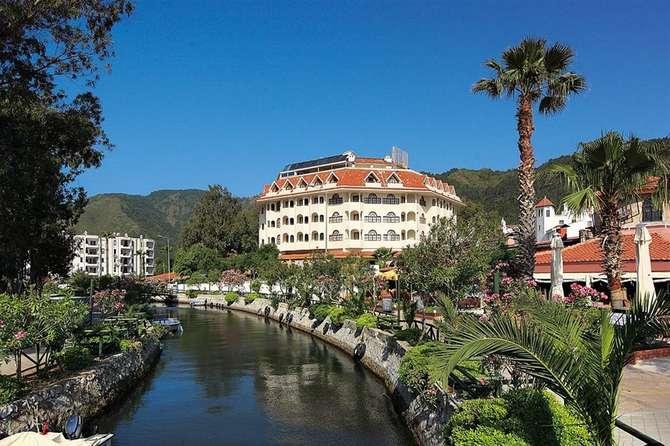 Fortuna Beach Hotel Icmeler