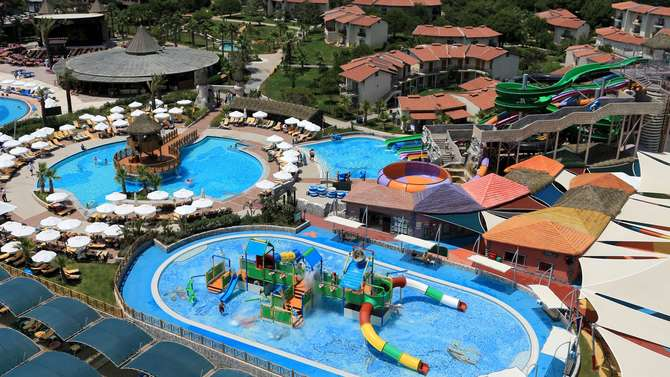 Papillon Belvil Resort & Spa Belek