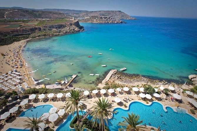 Radisson Blu Resort & Spa Golden Sands Mellieha