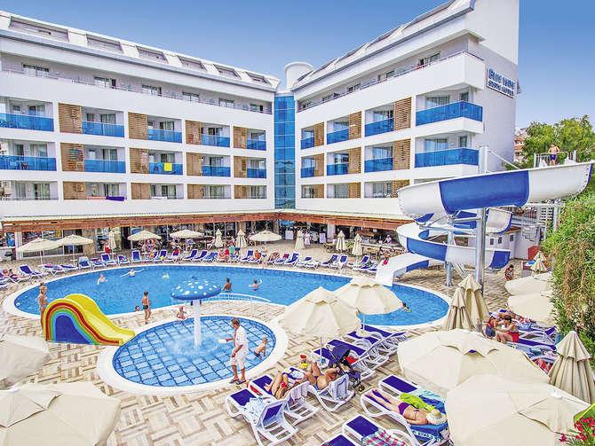 Blue Wave Suite Hotel Alanya