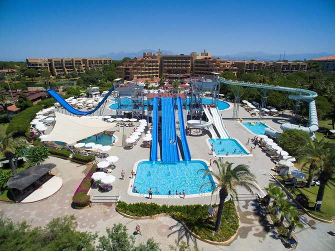 Magic Life Waterworld Imperial Belek