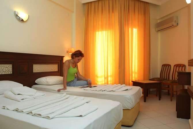Alin Hotel Alanya