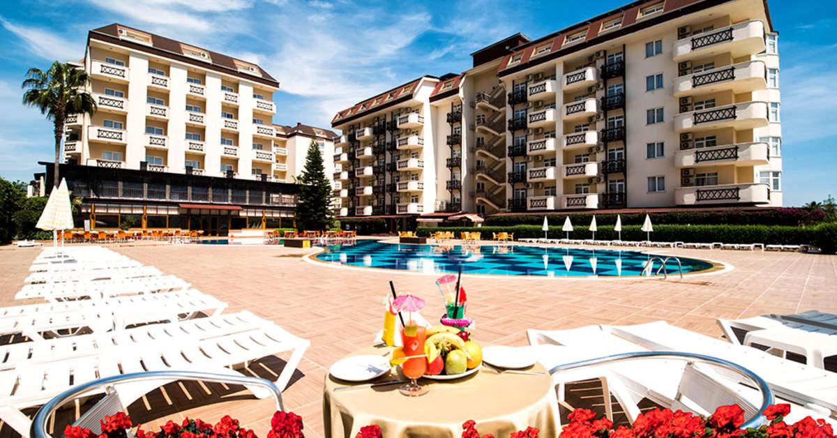 Hotel Titan Garden in Alanya   dé VakantieDiscounter
