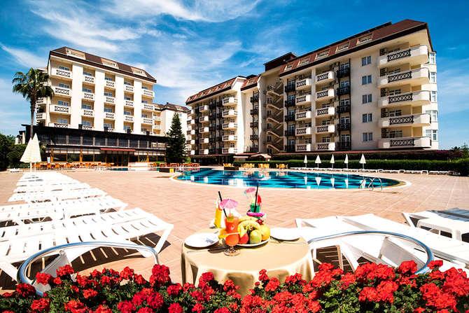 Hotel Titan Garden Alanya