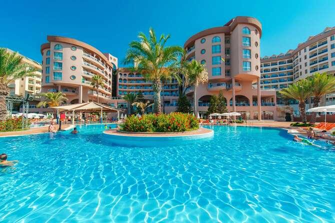 Kirman Hotels Arycanda De Luxe Alanya