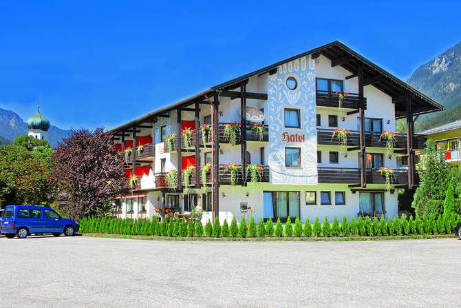 Alpenhotel Brennerbascht Berchtesgaden