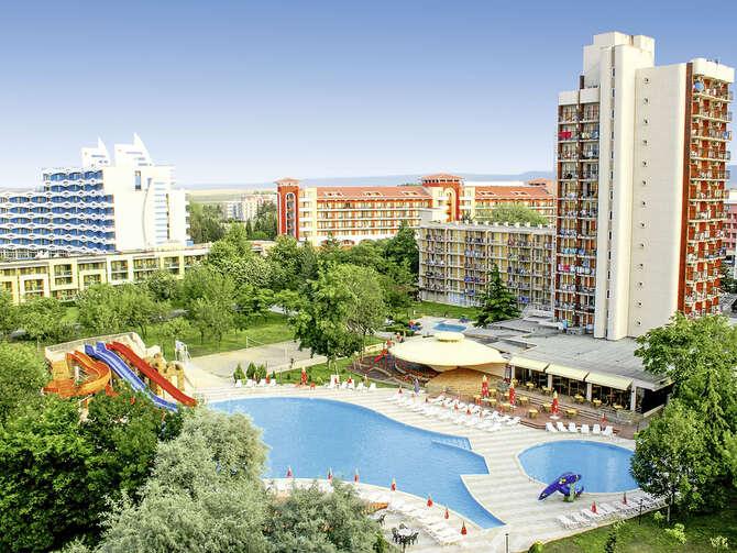 Hotel Iskar Sunny Beach