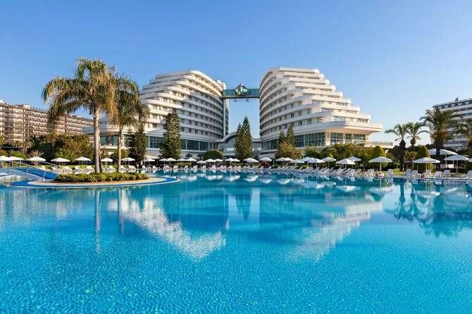 Miracle Resort Hotel Lara Beach