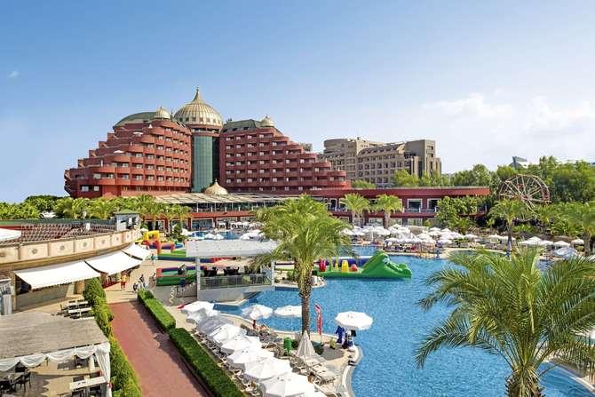 Delphin Palace Hotel Lara Beach
