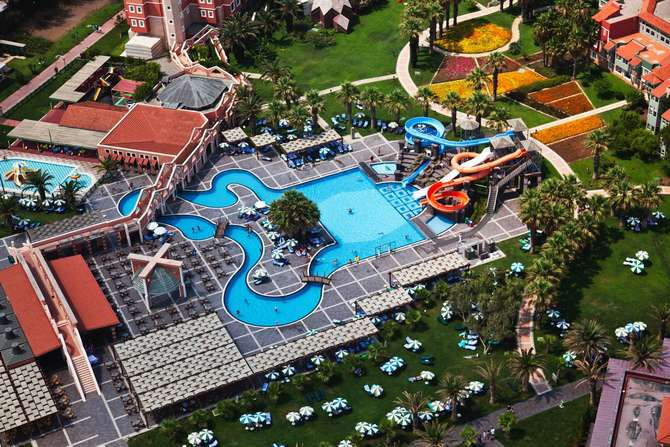 Club Mega Saray Belek