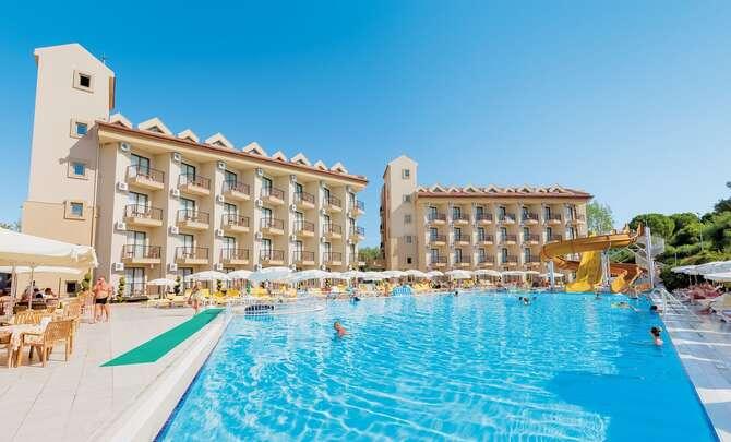 Victory Resort Hotel Side