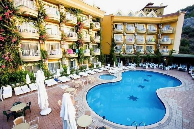 Faros Hotel Marmaris Marmaris