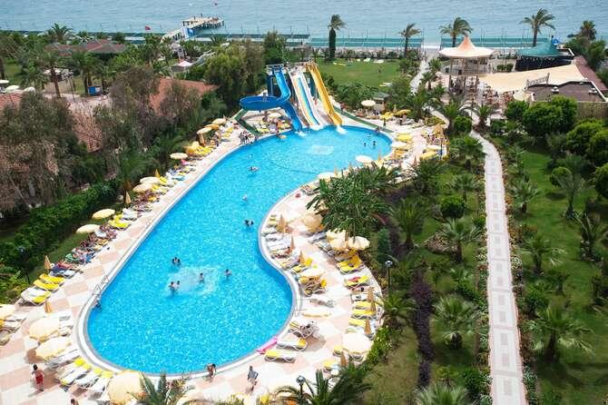 Hotel Stella Beach Okurcalar