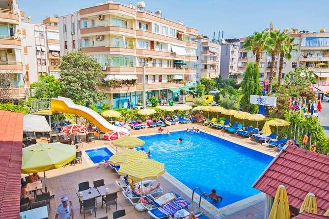 Arsi Hotel Alanya
