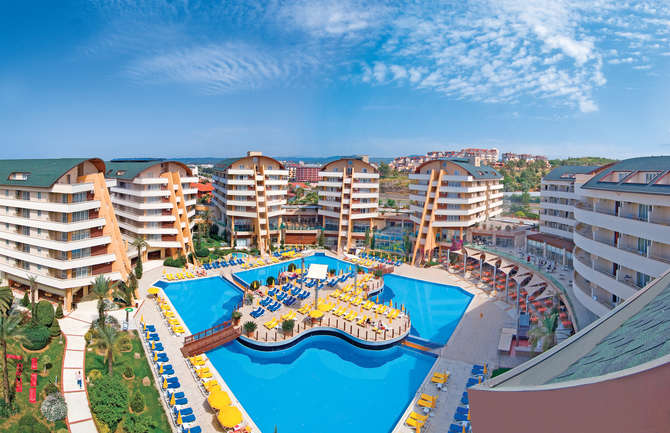 Alaiye Resort & Spa Hotel Alanya