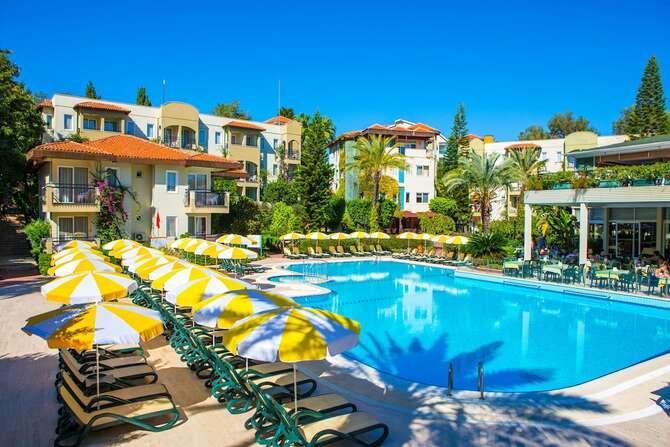 Gardenia Beach Hotel Alanya