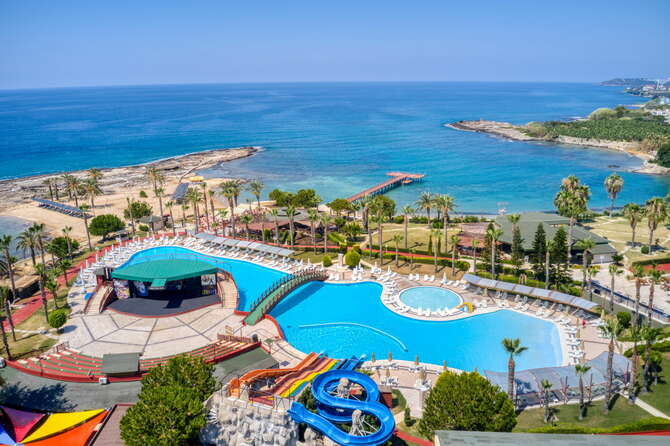 Incekum Beach Resort Alanya