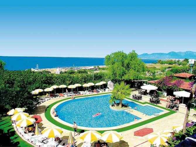Club Hotel Titan Alanya