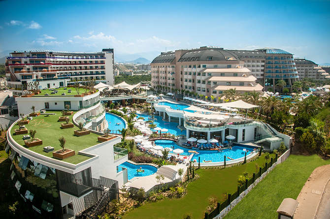 Long Beach Resort Hotel & Spa Alanya
