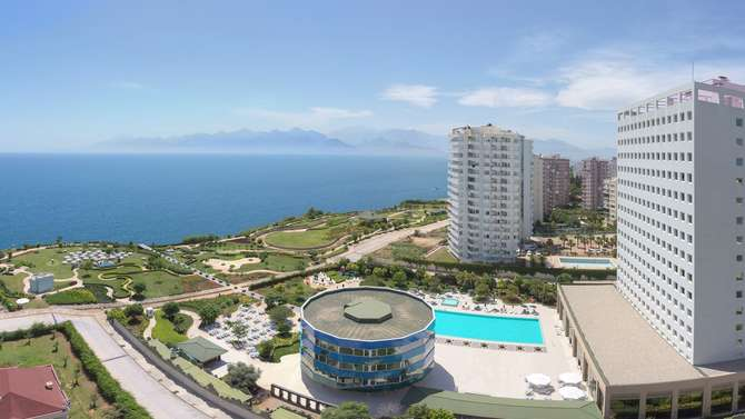 The Marmara Antalya Hotel Antalya