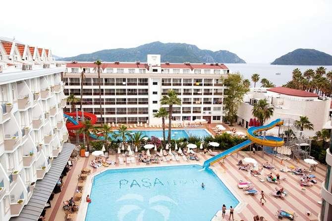 Pasa Beach Hotel Marmaris