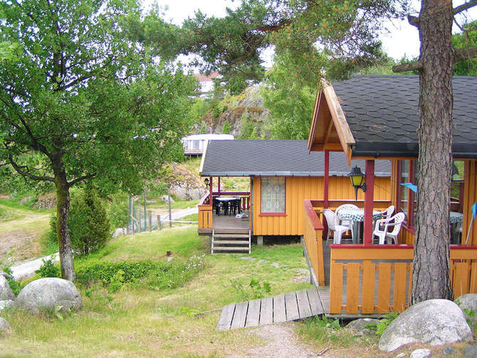 Vakantiewoningen Sørlandet Feriesenter Risør