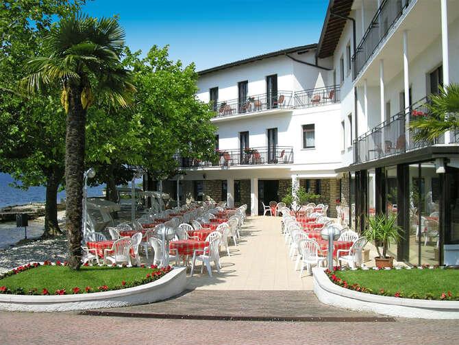 Hotel Santa Maria Brenzone