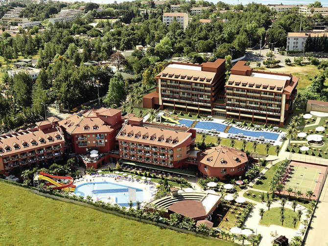 Club Side Coast Hotel Side