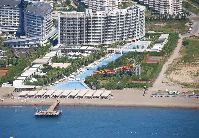 Hotel Kervansaray Kundu Beach Lara Beach