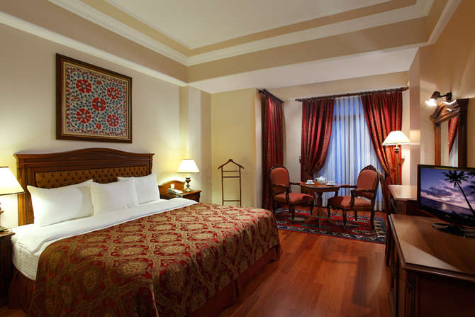 Hotel Sultanhan Istanbul