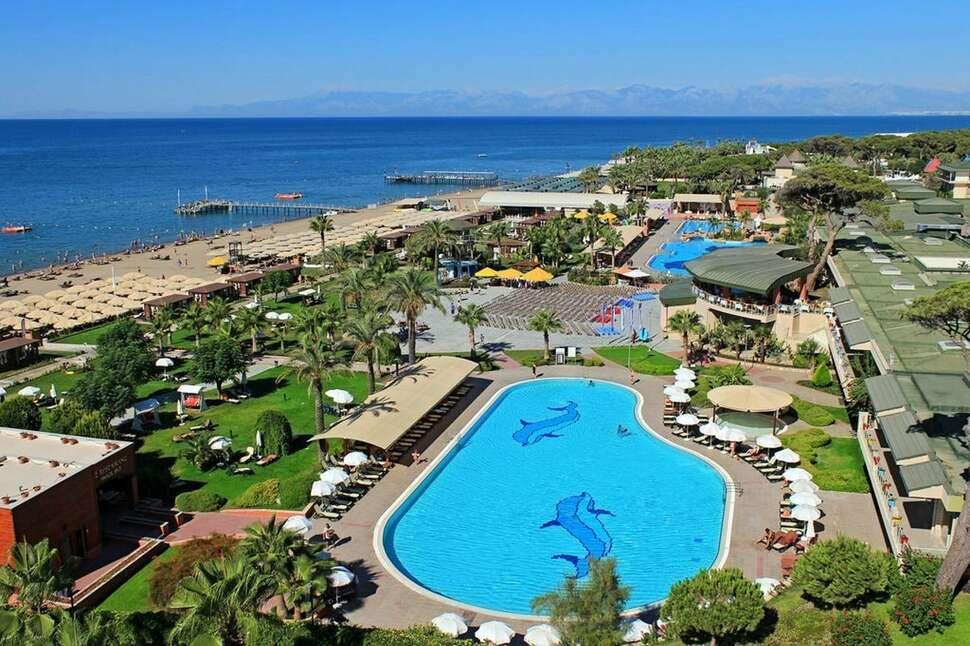 Goedkoop op zonvakantie Antalya 🏝️Maritim Pine Beach Resort