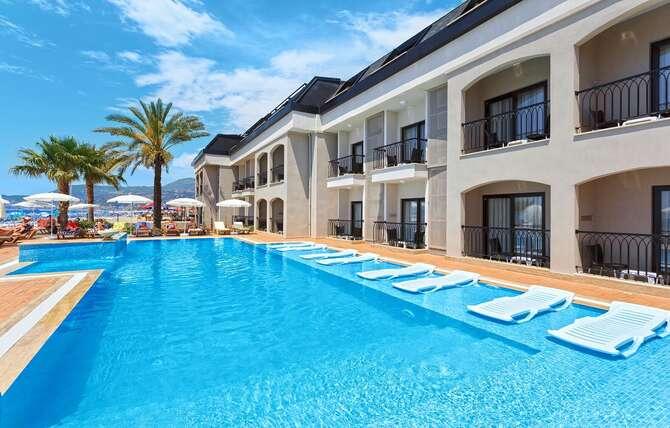 Alaaddin Beach Hotel Alanya