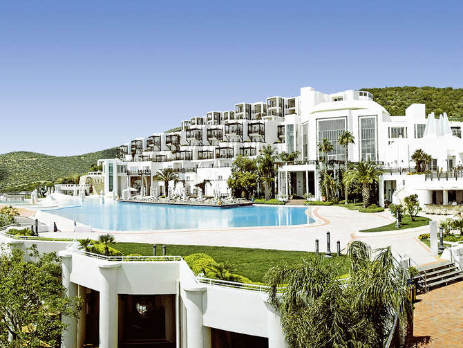 Kempinski Hotel Barbaros Bay Bodrum Bodrum