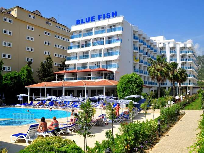 Blue Fish Hotel Alanya