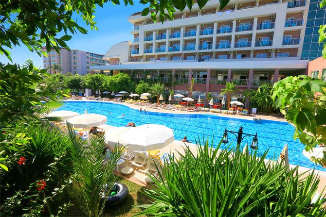 PrimaSol Telatiye Resort Alanya
