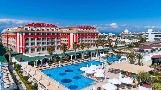 Max Holiday Hotels Belek Belek