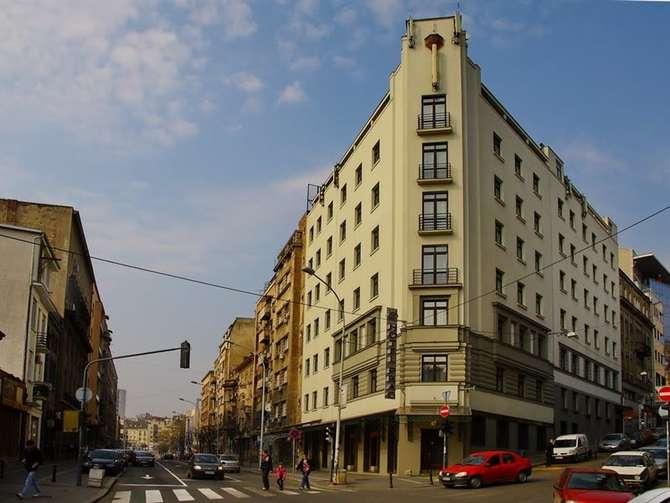 Kopernikus Hotel Prag Belgrado