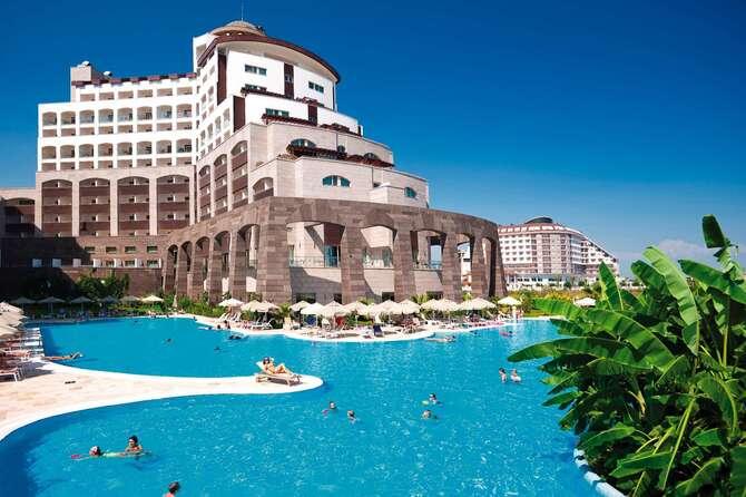 Hotel Melas Lara Lara Beach
