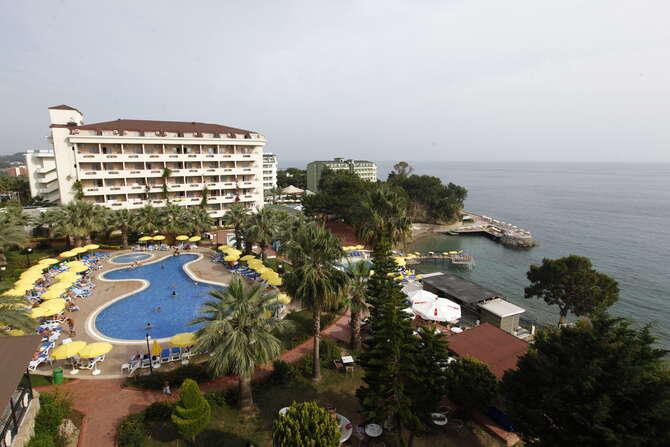 Aska Bayview Resort Alanya