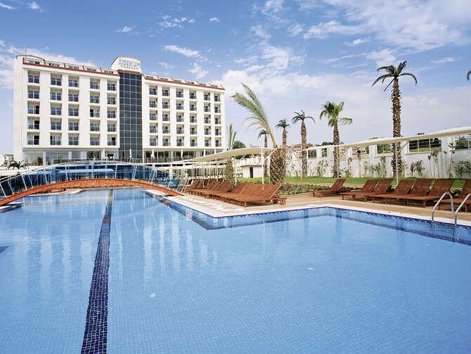 Hotel Sidekum Side