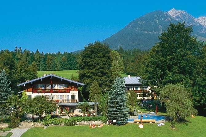 Stoll's Hotel Alpina Schönau am Königssee